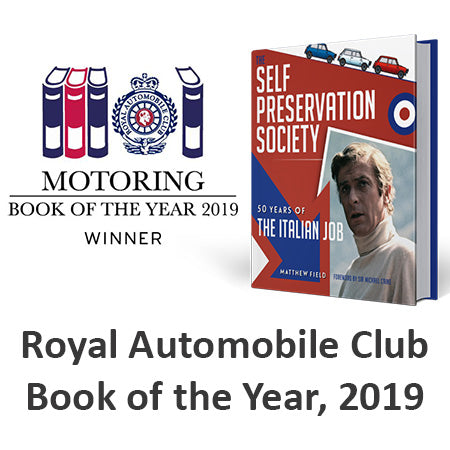 RAC Book of the Year 2019