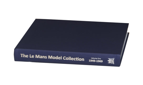 Le Mans Model Collection 1949-2009 leatherbound edition