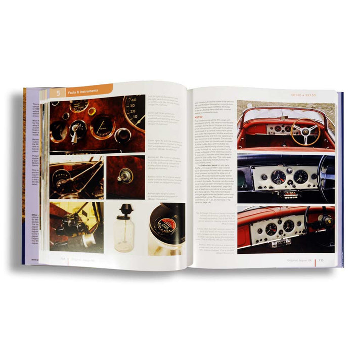Jaguar XK Restoration book
