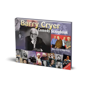 Barry Cryer Comedy Book