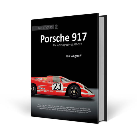 Great Cars Books - Porsche 917