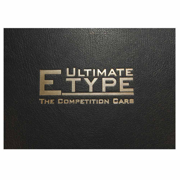 Ultimate E-type - The Competition Cars collectors' edition