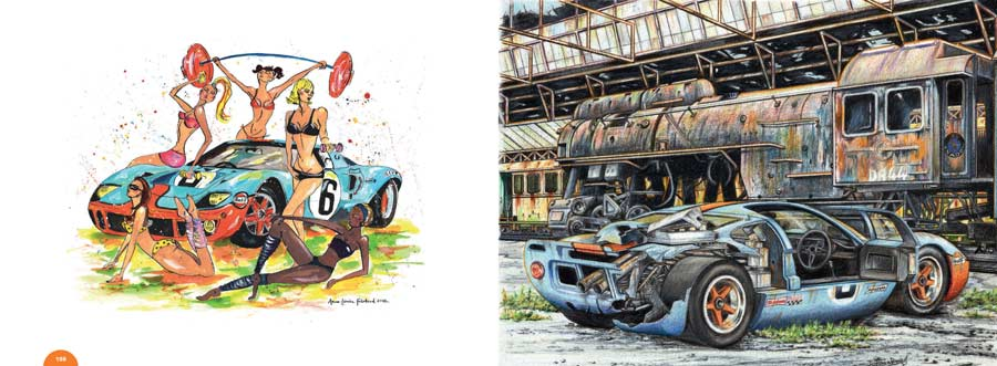 Contemporary Automotive Art