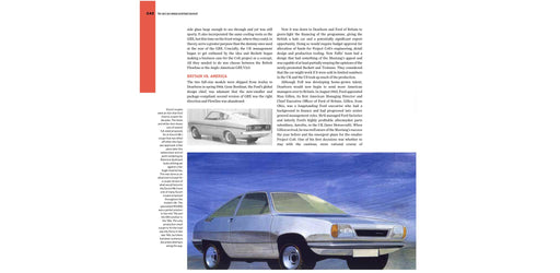 Ford Escort Book