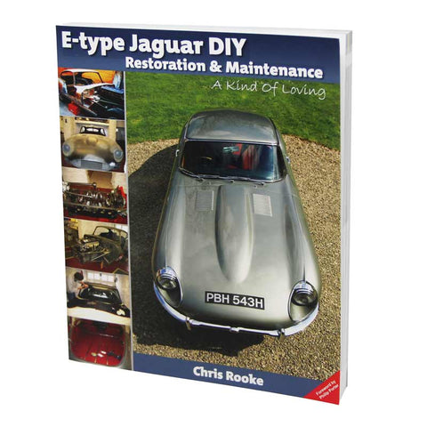 E type Restoration Maintenance Book