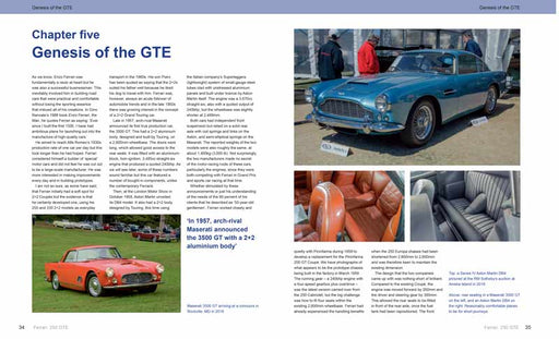 Genesis of the GTE