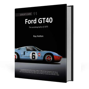 Ford GT40 book