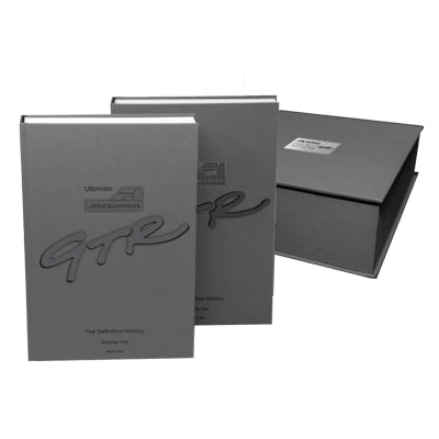 GTR Owner's Edition books