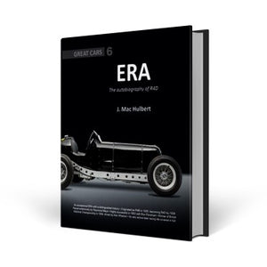 Great Cars Books - ERA classic automobile history