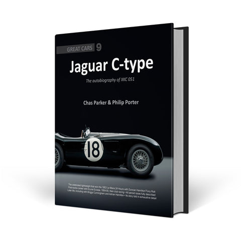 C-type autobiography - by Chas Parker & Philip Porter