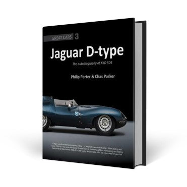 D-type - Jaguar book
