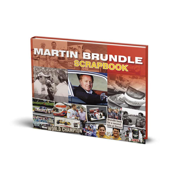 Martin Brundle book