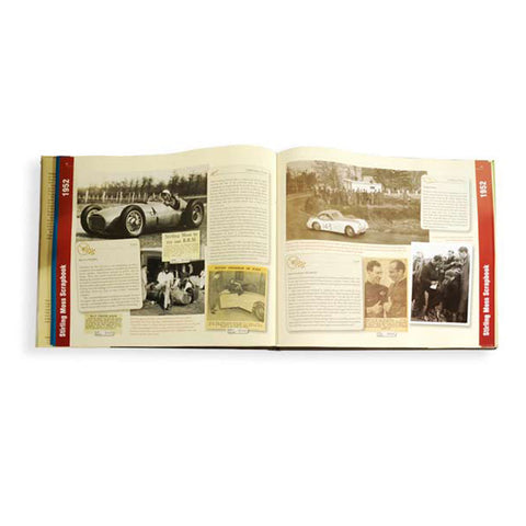 Stirling Moss Scrapbook 1929-1954 deluxe edition