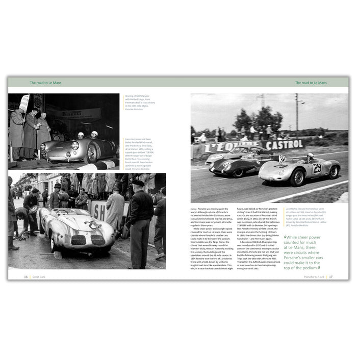 Porsche 917 - The autobiography of 917-023