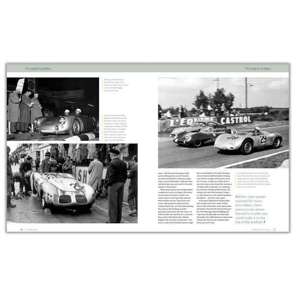 Porsche 917 - The Autobiography of 917-023 (standard edition)