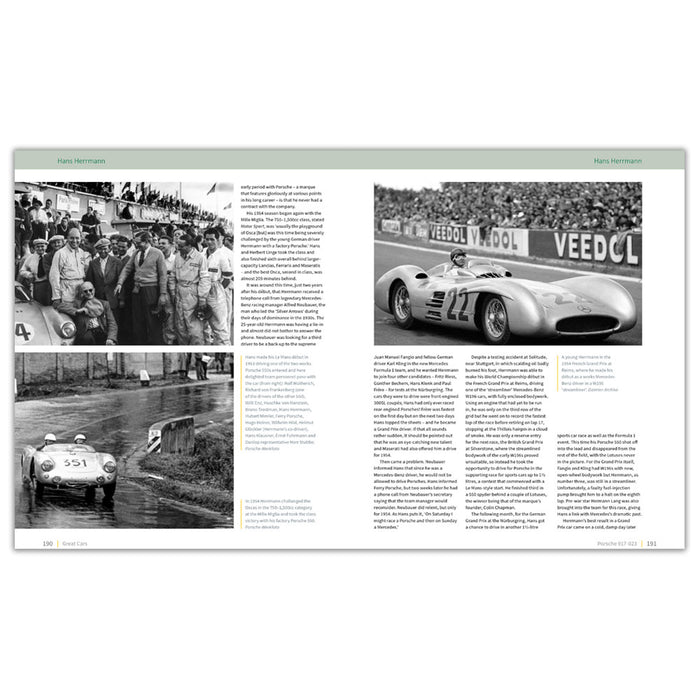Porsche 917 - The autobiography of 917-023 (Limited Edition)
