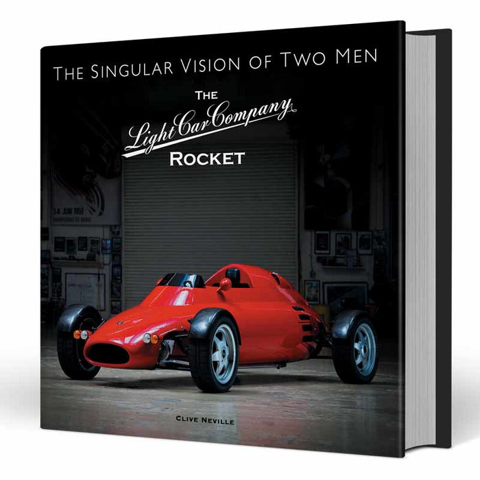 Rocket - The Light Car Company
