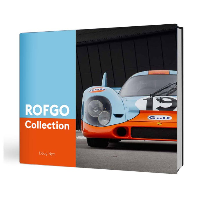 Rofgo car Collection book