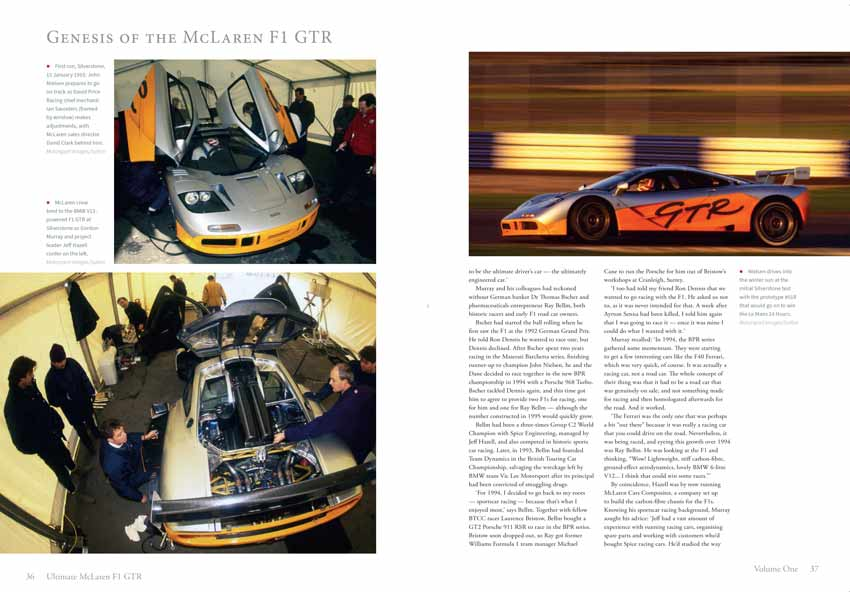 Photos of McLaren F1 GTR