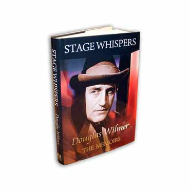 Book on Sherlock Holmes TV series actor Douglas Wilmer