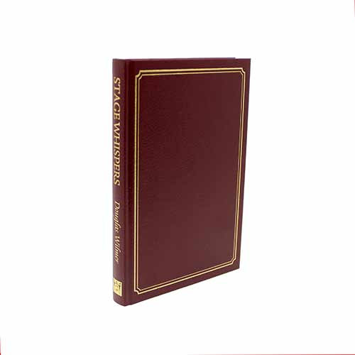 Douglas Wilmer deluxe limited edition book