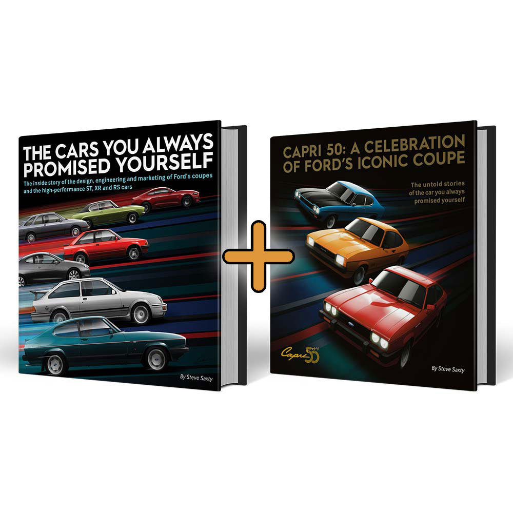 ford cars book bundle