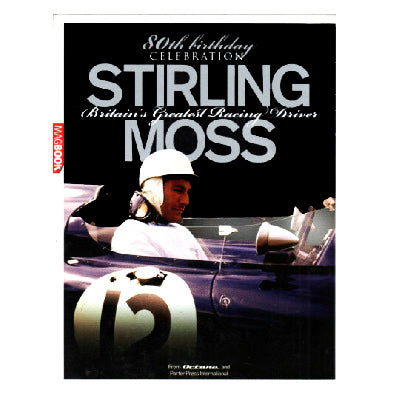 Stirling Moss bookazine