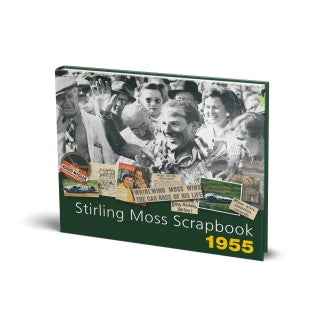 Stirling Moss Scrapbook 1955