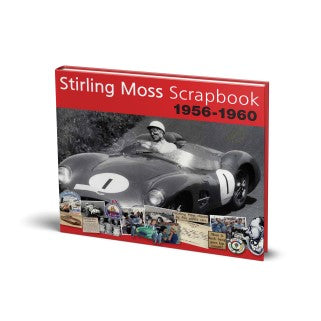 Stirling Moss Scrapbook 1956-1960