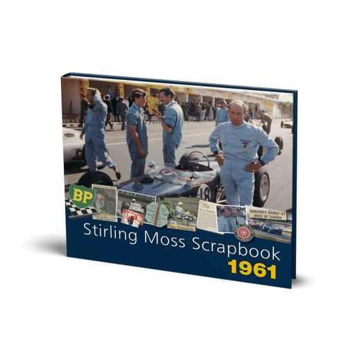 Stirling Moss 1961 book