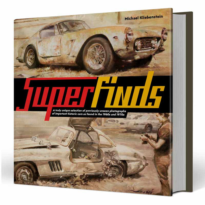 SuperFinds books