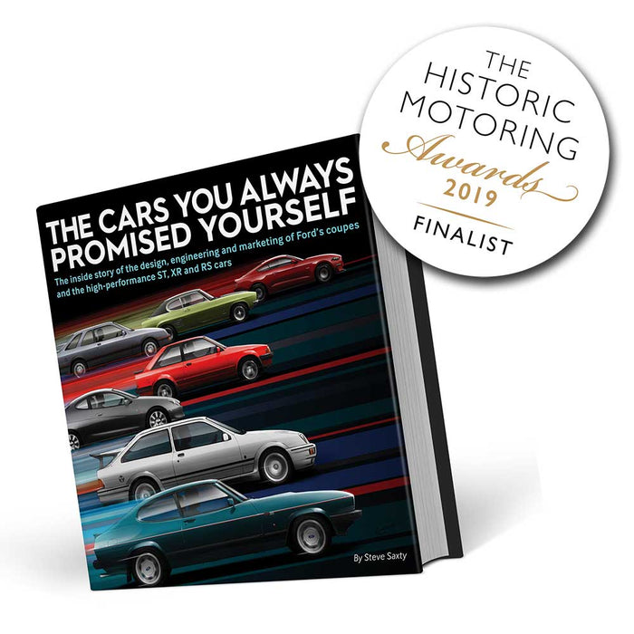 Historic Motoring Awards Finalist