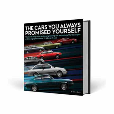 Steve Saxty Ford Book