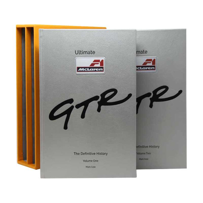 Ultimate McLaren F1 GTR 2 volume collector's book