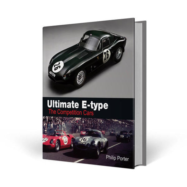 Ultimate E-type - The Competition Cars book