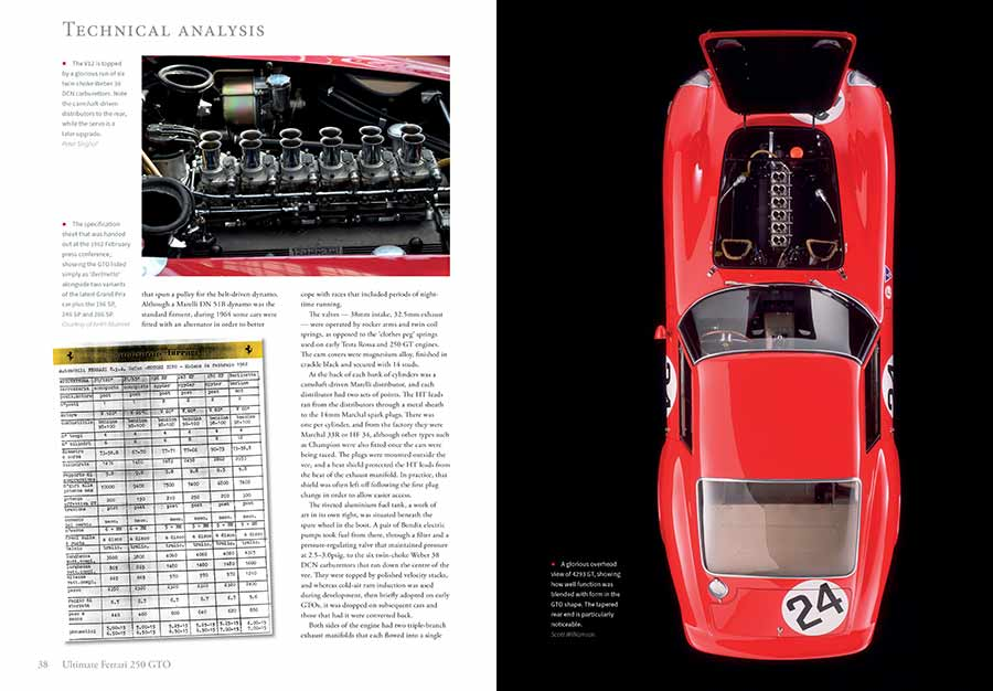 Ultimate Ferrari 250 GTO - The Definitive History (Collector's Edition)