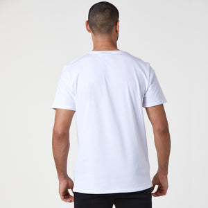 Established Tee | White