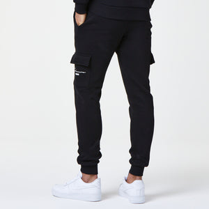 Script London Utility Jogger | Black