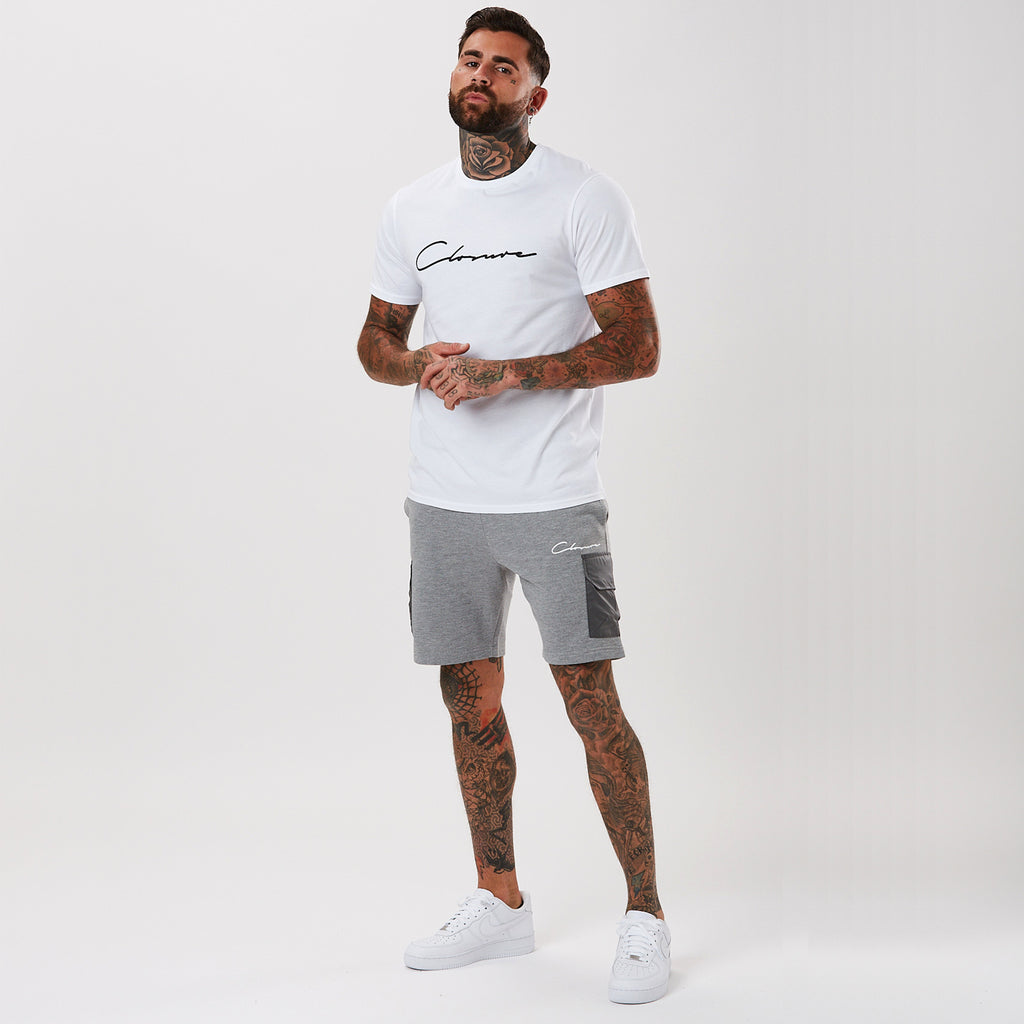 Contrast Utility Short | Grey