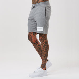 Box Logo Short | Grey