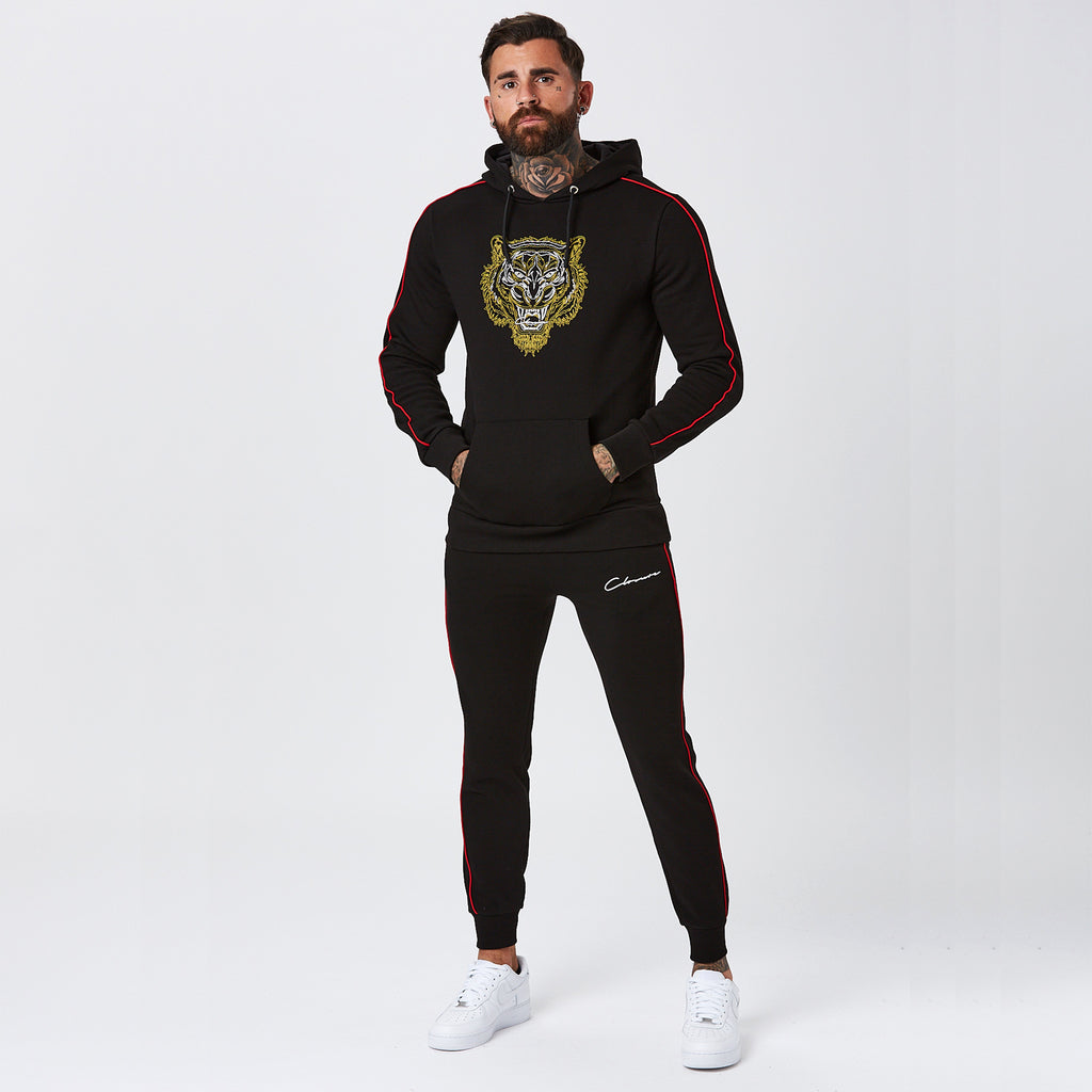 Fury Tracksuit | Black