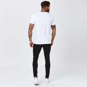 Fly Tee | White