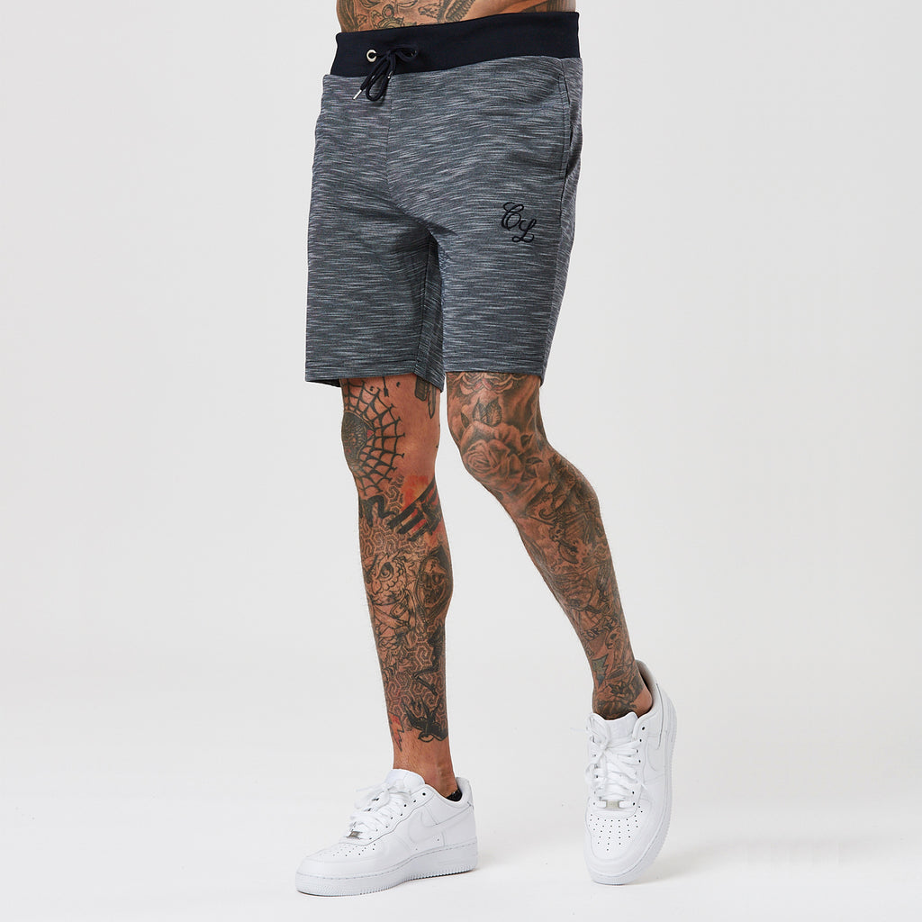 Luxe Slub Short | Navy