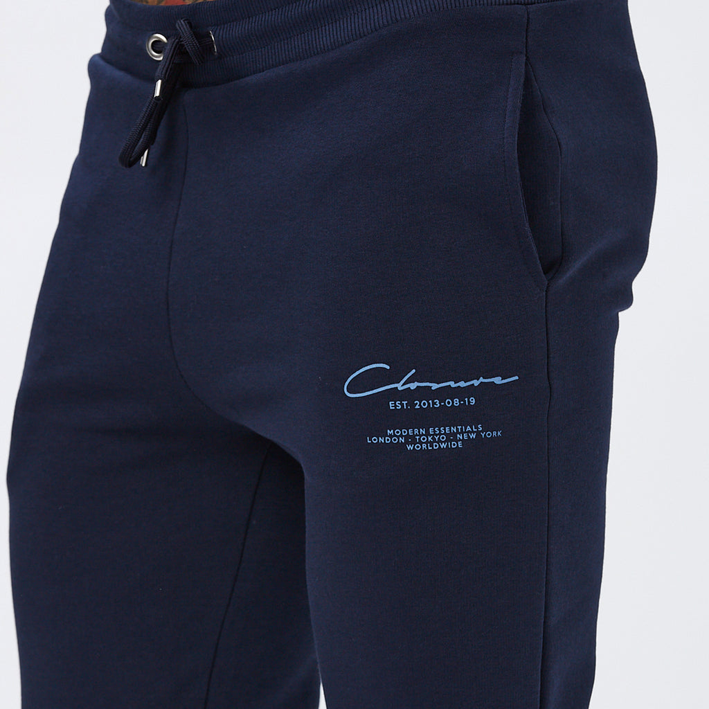 Essentials Jogger | Navy