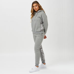CLSR Side Panelled Hoody | Grey