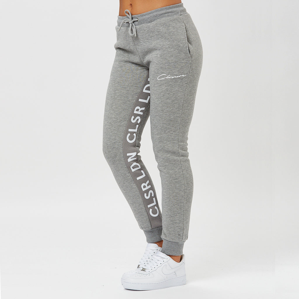 CLSR Side Panelled Jogger | Grey