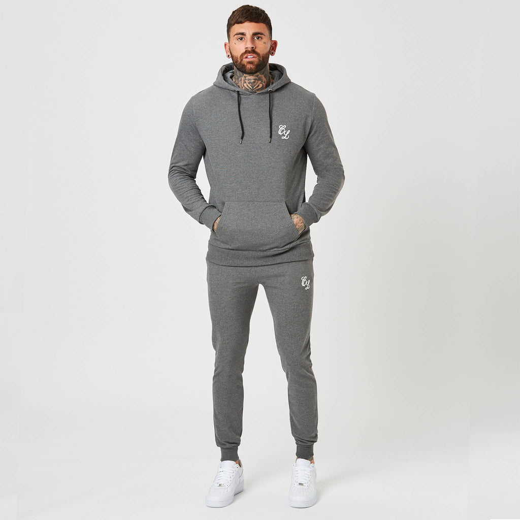 Signature Tracksuit | Charcoal