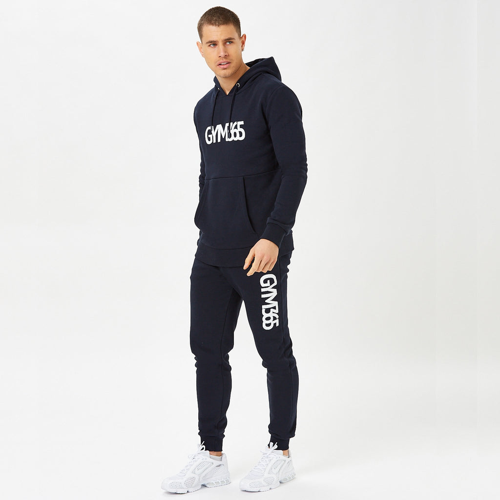 Big Logo Tracksuit | Navy