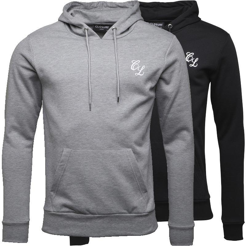 Multipack Hoodies | Black Grey