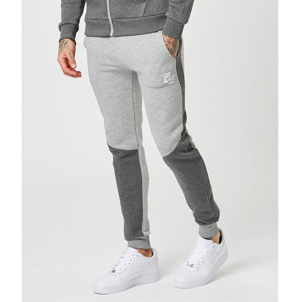 Two Tone Jogger | Grey